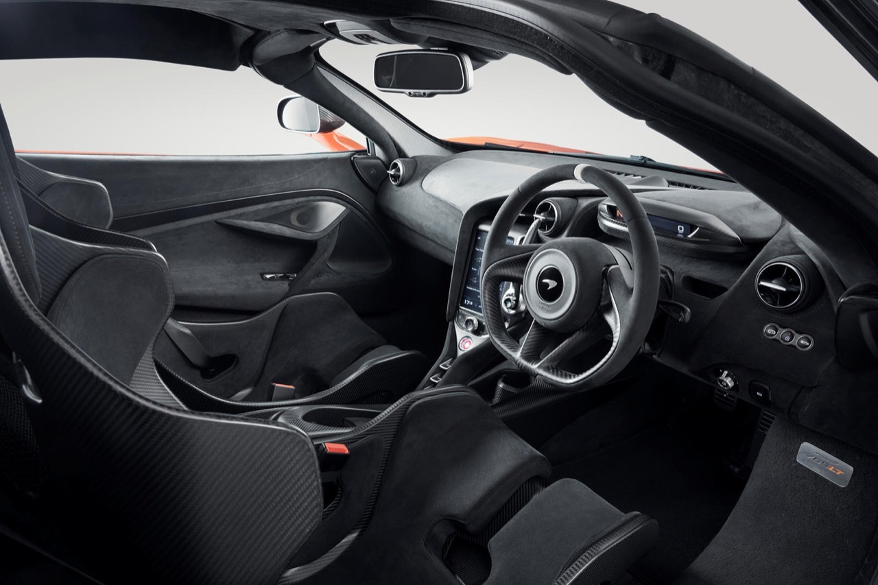 McLaren 765LT - Ginevra 2020