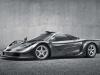 McLaren P1 Alain Prost e F1 GT