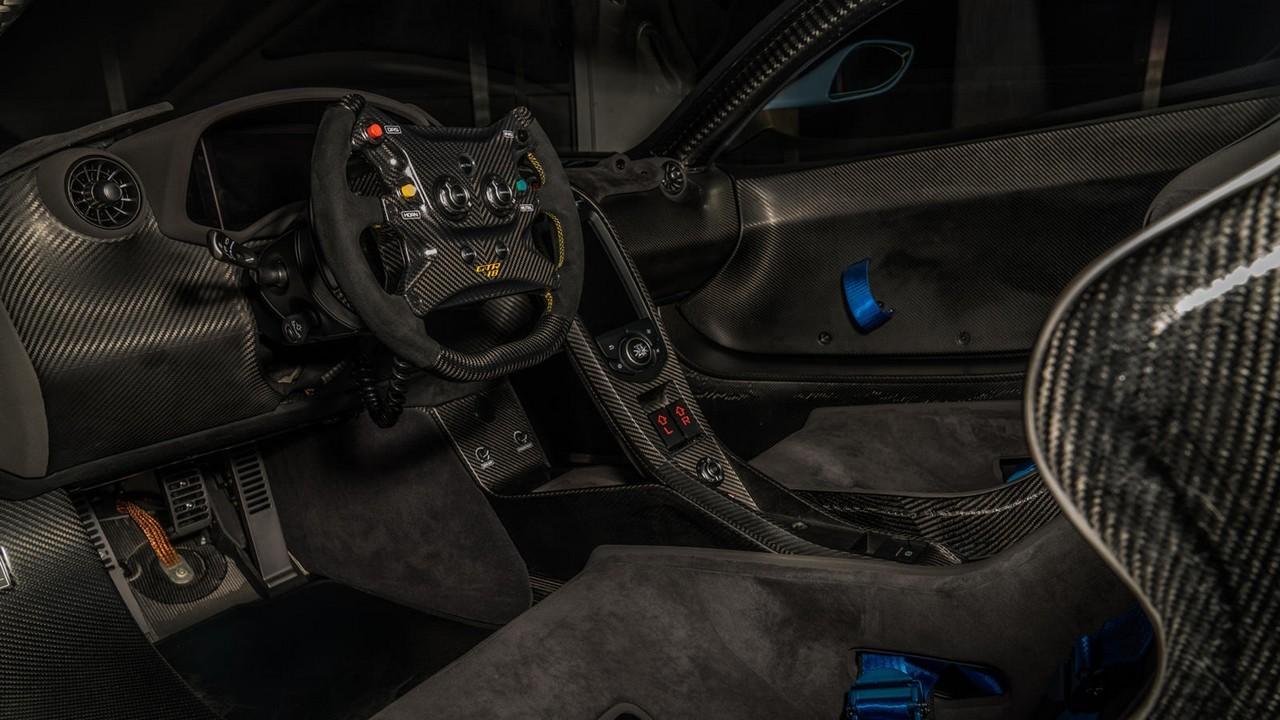 McLaren P1 GTR-18 2020