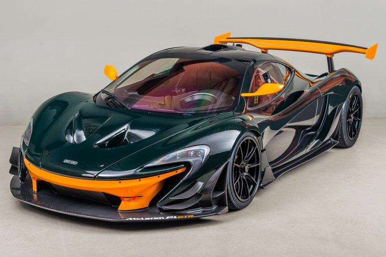 McLaren P1 GTR Bruce Canepa