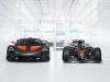 McLaren P1 GTR con livrea ispirata alla monoposto MP4/31