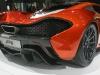 McLaren P1 - Salone di Parigi 2012