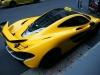 McLaren P1 taxi