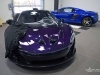 McLaren P1 viola