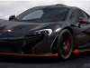 McLaren P1 XP Carbon Red Series