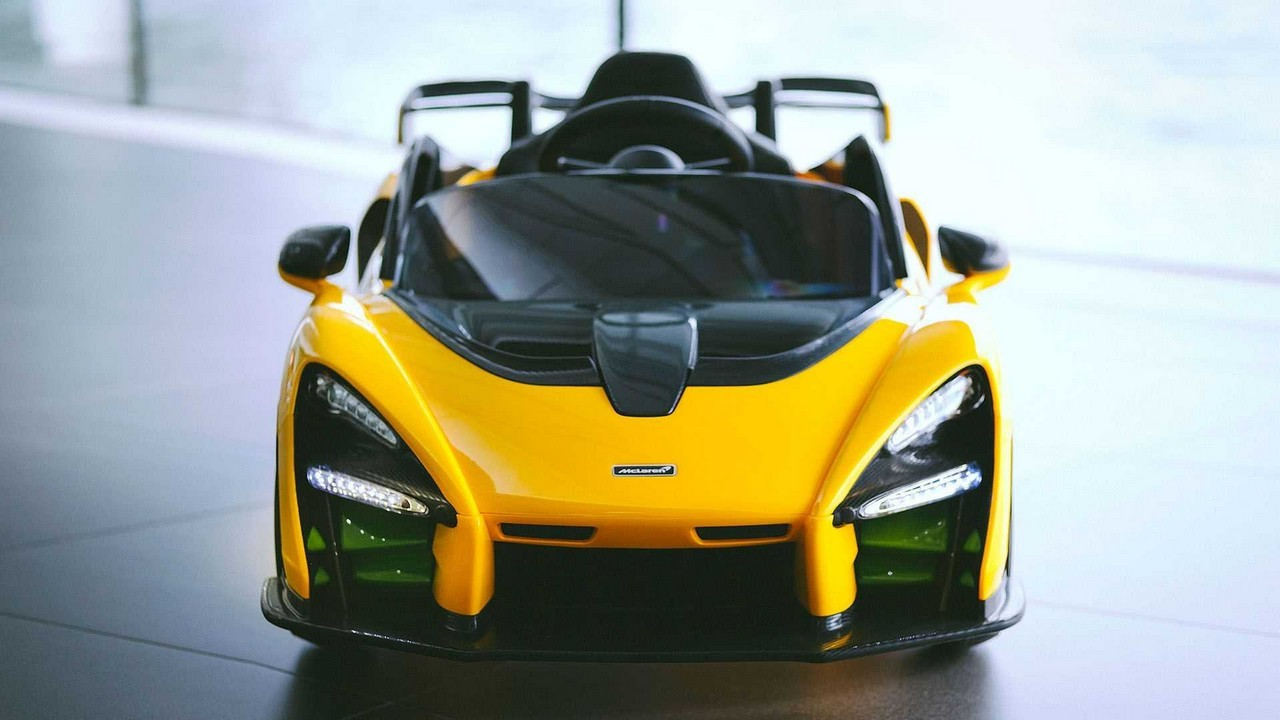 McLaren Senna Ride On