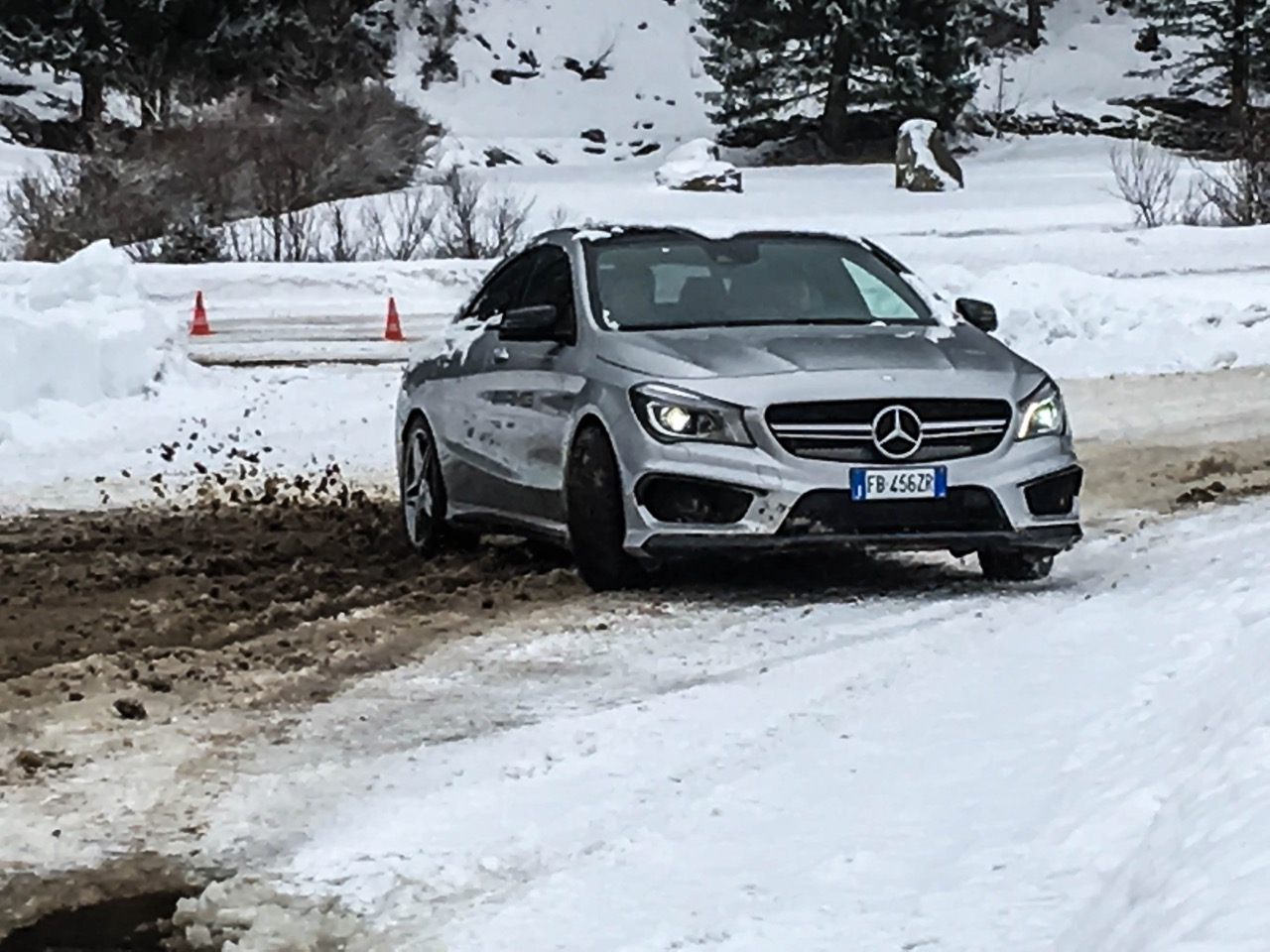 Mercedes 4Matic Experience