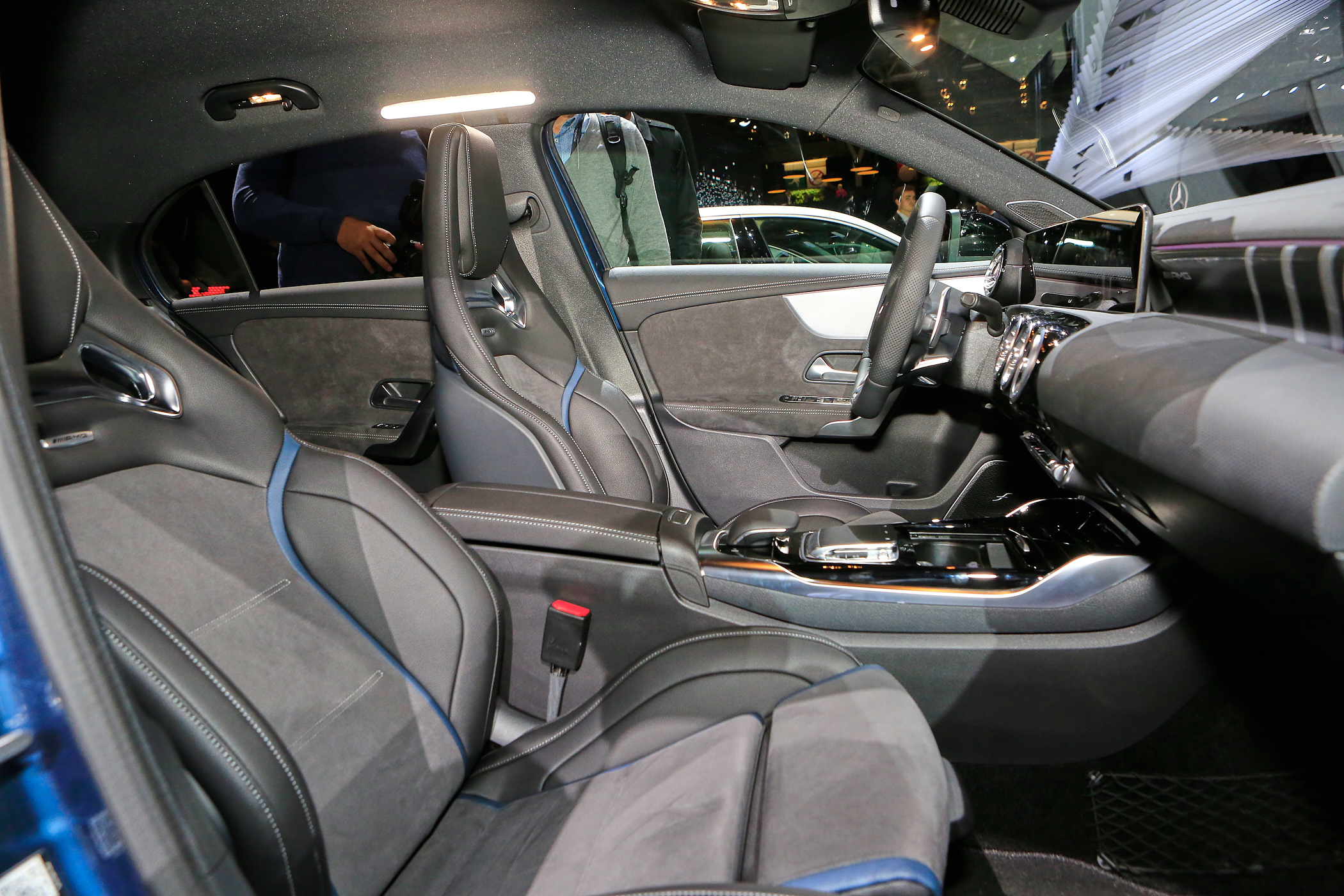 Mercedes-AMG A 35 - Salone di Parigi 2018
