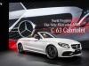 Mercedes-AMG C 63 Cabriolet - Salone di New York 2016