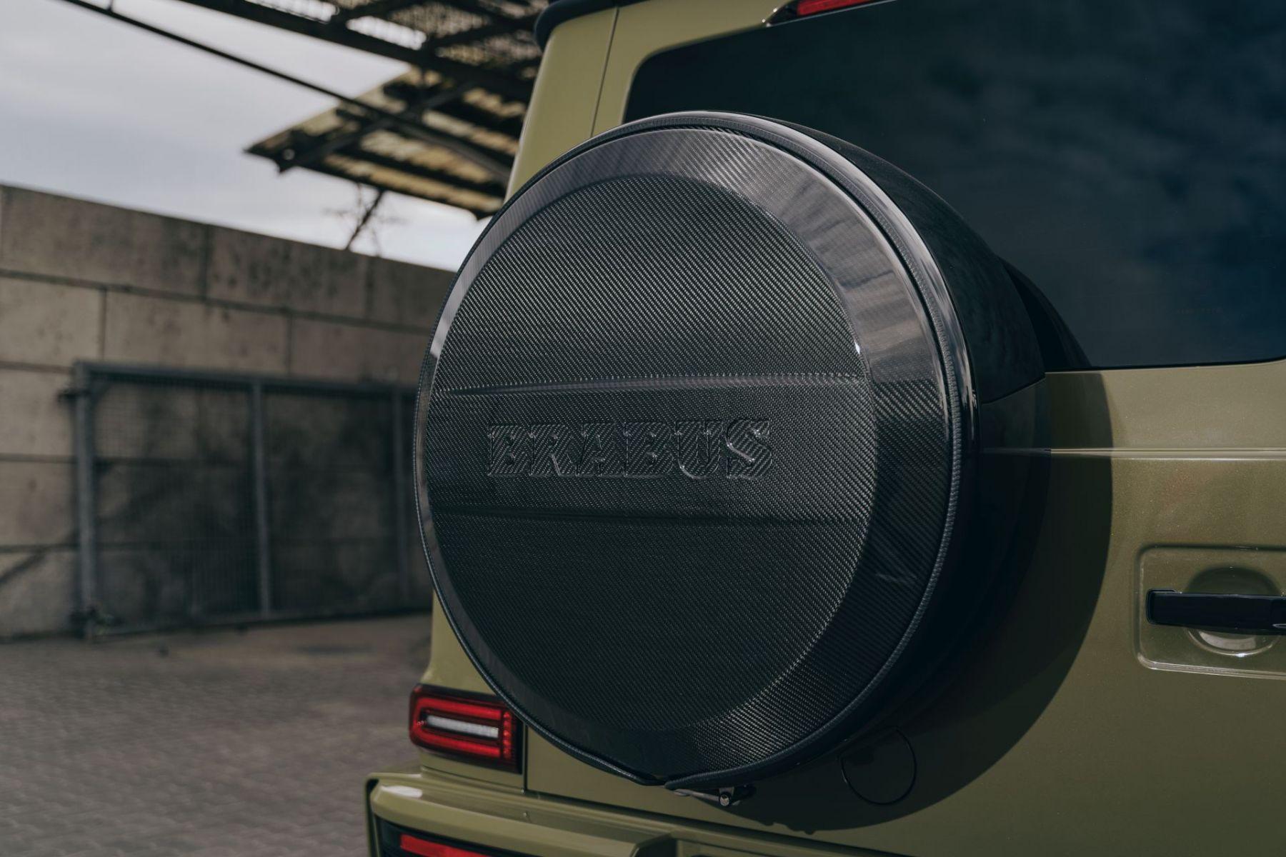 Mercedes-AMG G63 Brabus Fostla