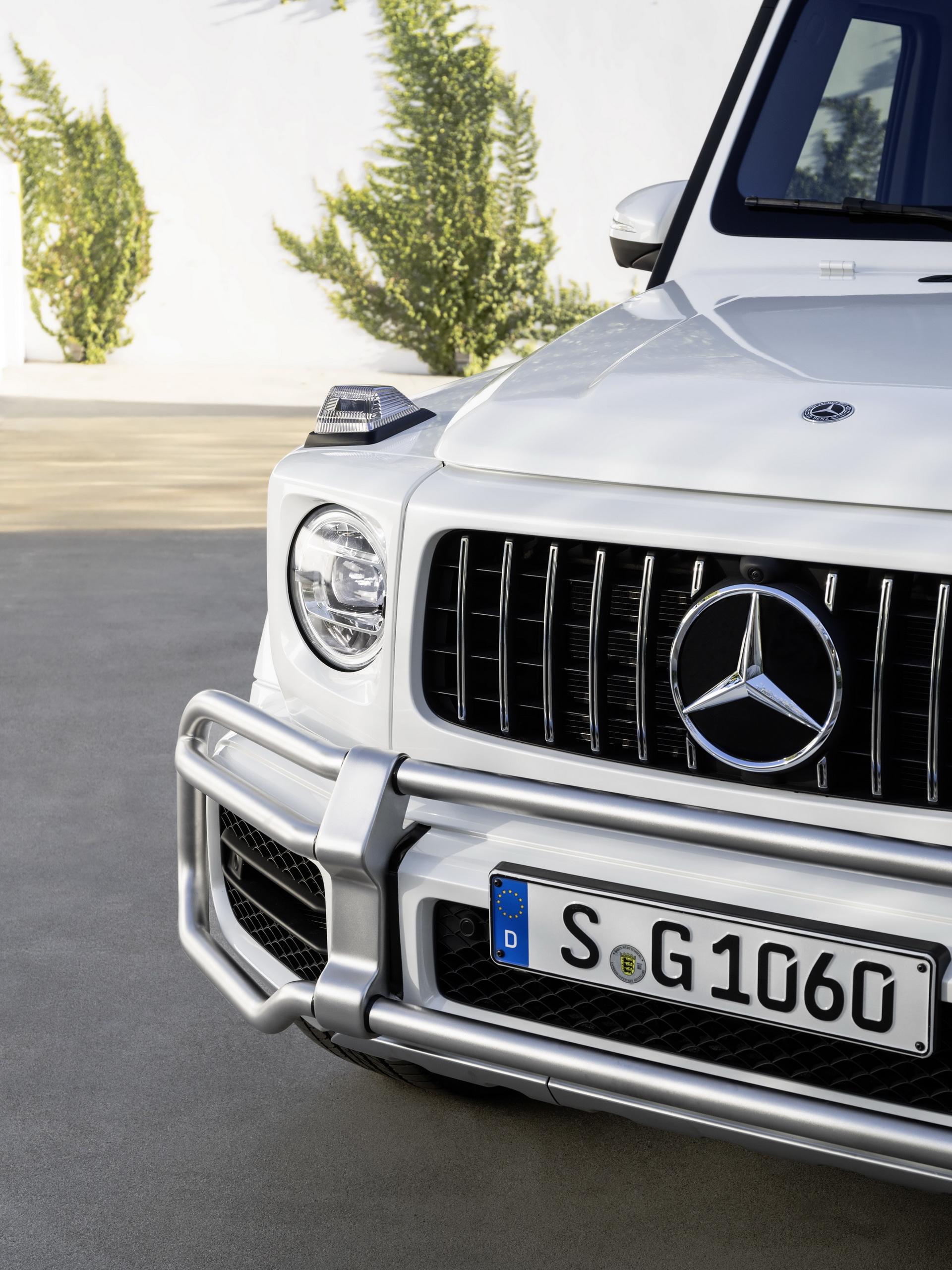 Mercedes-AMG G63 MY 2019
