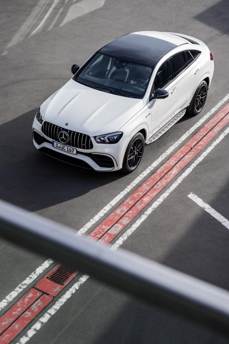 Mercedes-AMG GLE 63 Coupe 2020