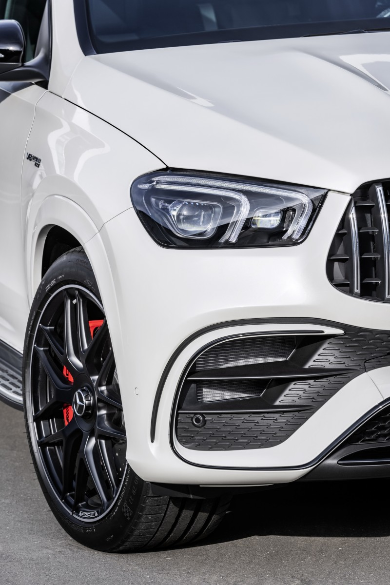 Mercedes-AMG GLE 63 Coupe 2020