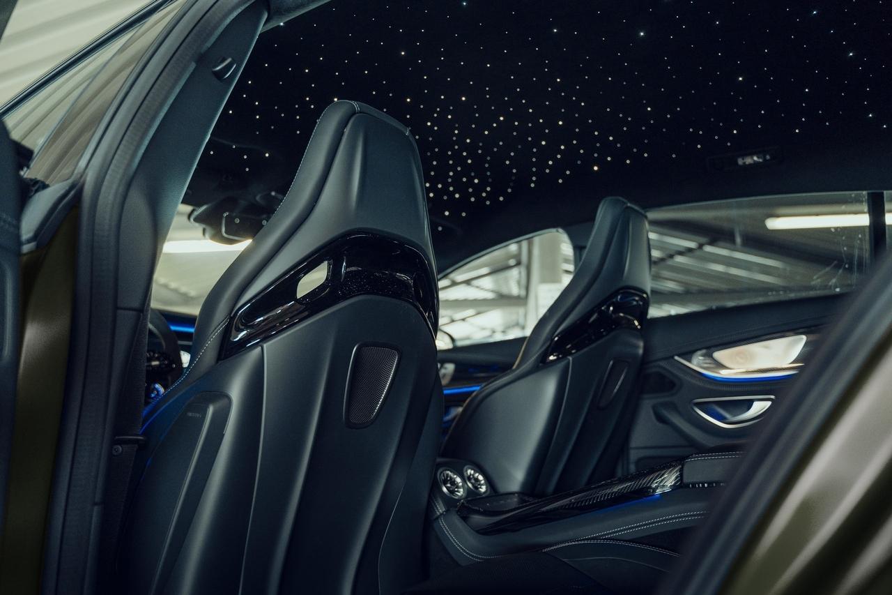 Mercedes-AMG GT 63 S by Brabus e Fostla