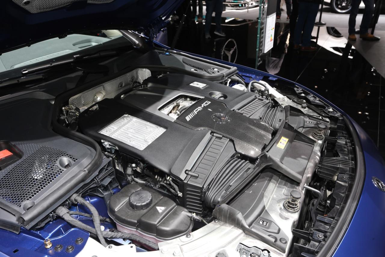 Mercedes AMG GT 63 S - Salone di Ginevra 2018