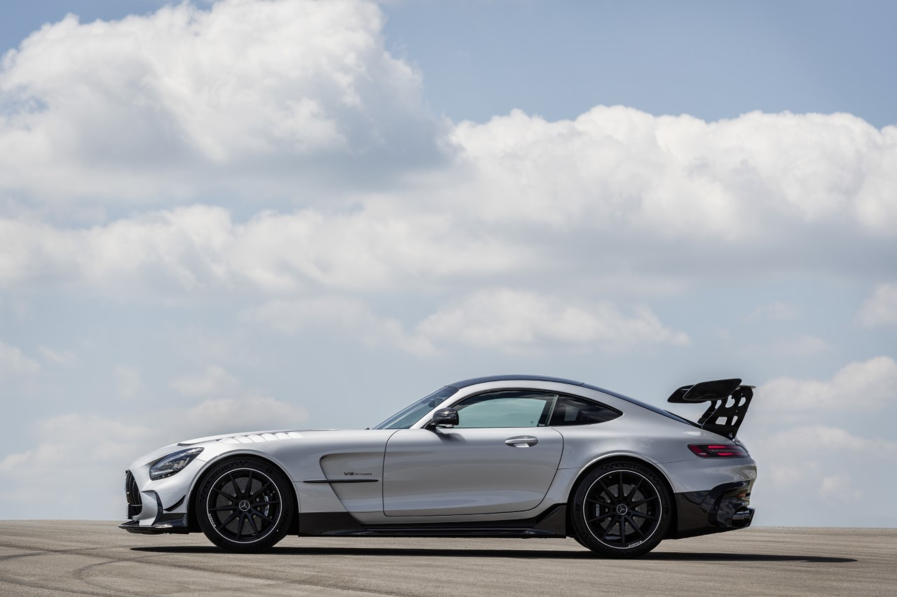 Mercedes-AMG GT Black Series - Foto ufficiali