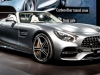Mercedes AMG GT C Roadster al Salone di Los Angeles 2016