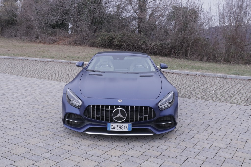 Mercedes AMG GT C Roadster - Supercarshow