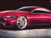 Mercedes-AMG GT Concept - Foto leaked