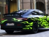 Mercedes-AMG GT Green Flames