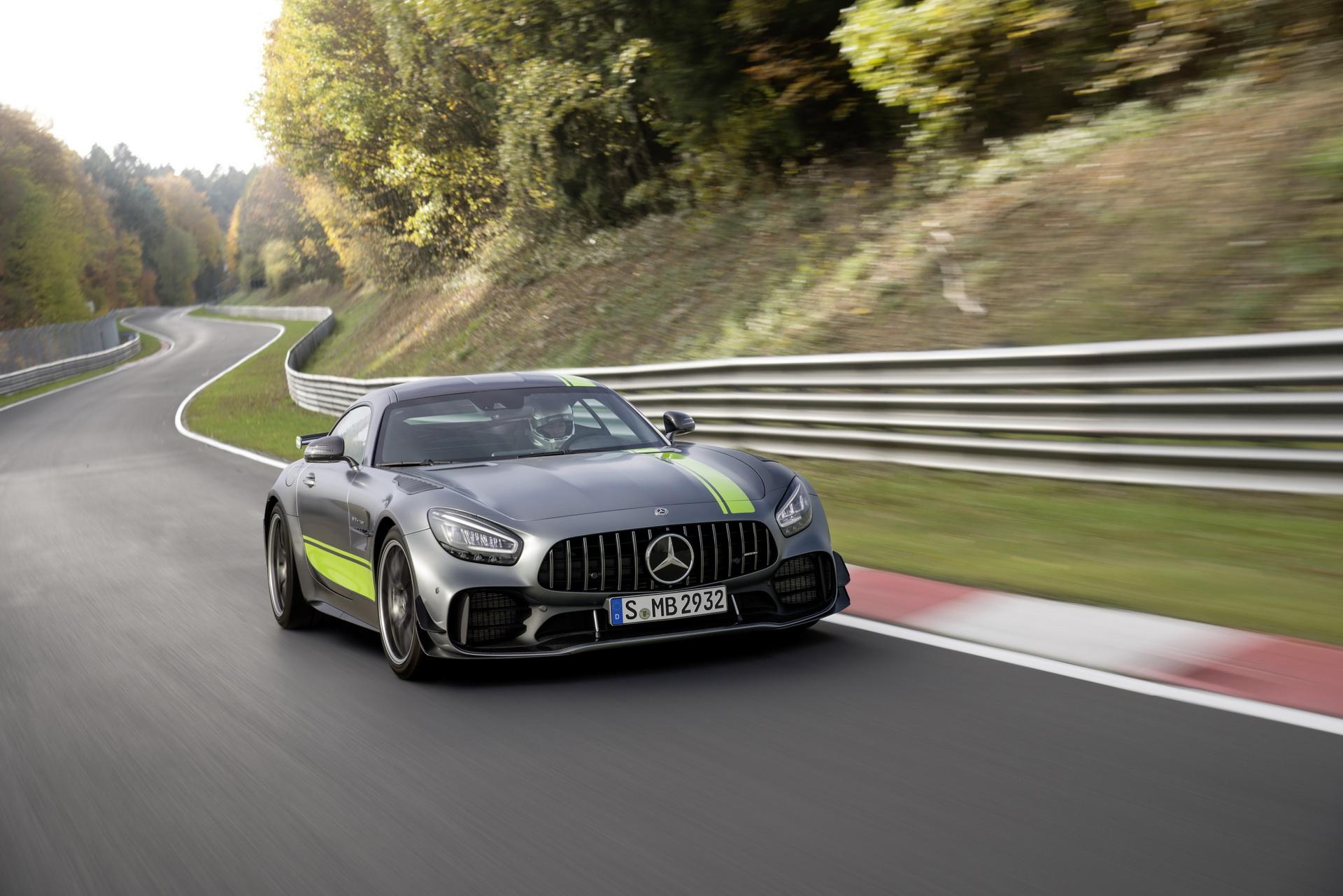 Mercedes AMG GT-R Pro - Inizia la produzione