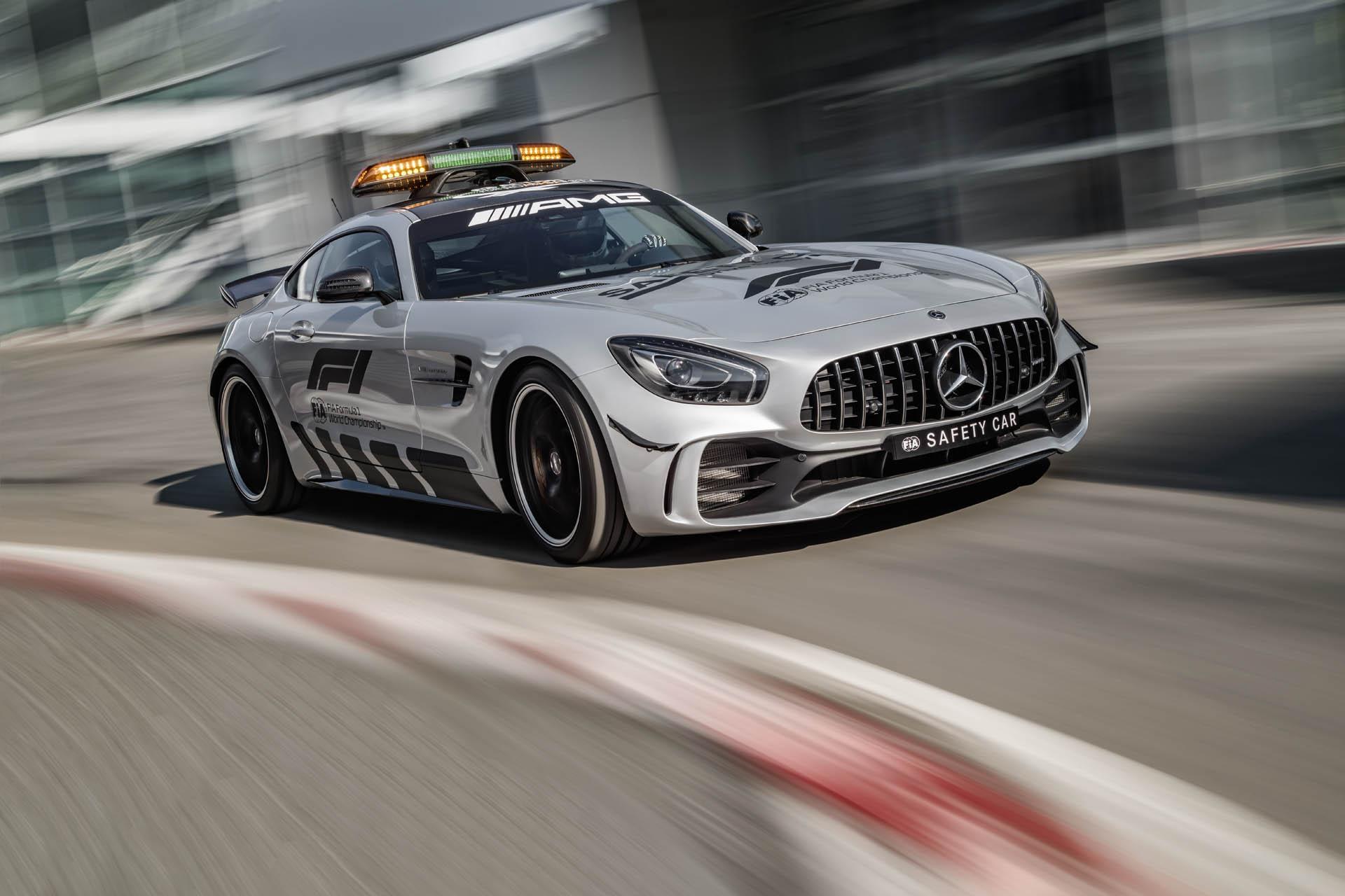 Mercedes-AMG GT R - Safety Car F1 2018