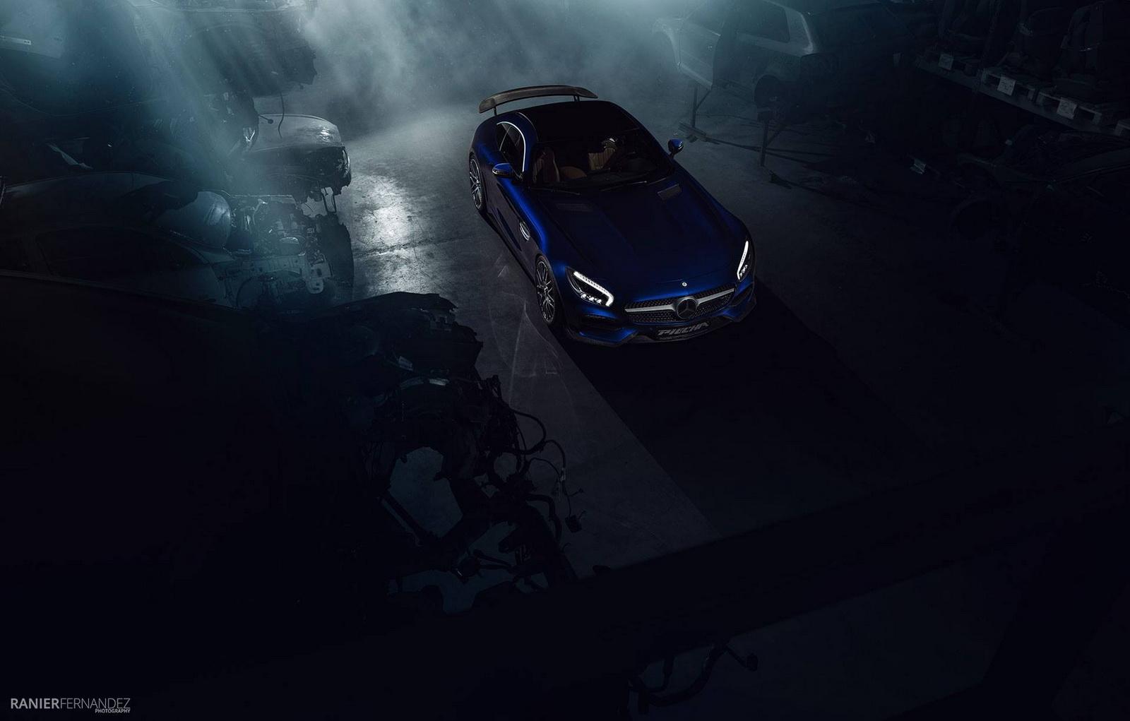 Mercedes AMG GT-RSR (Piecha Design)