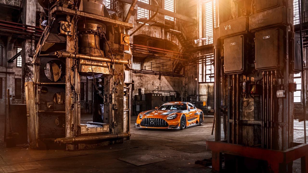 Mercedes-AMG GT3 2020 - Foto ufficiali