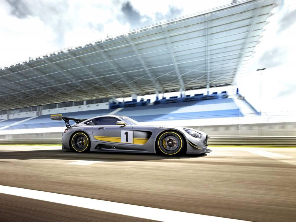 Mercedes-AMG GT3 - Immagini web