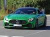 Mercedes-AMG GT4 Road Car - Foto spia 25-08-2017