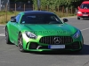 Mercedes-AMG GT4 Road Car - Foto spia 25-08-2017