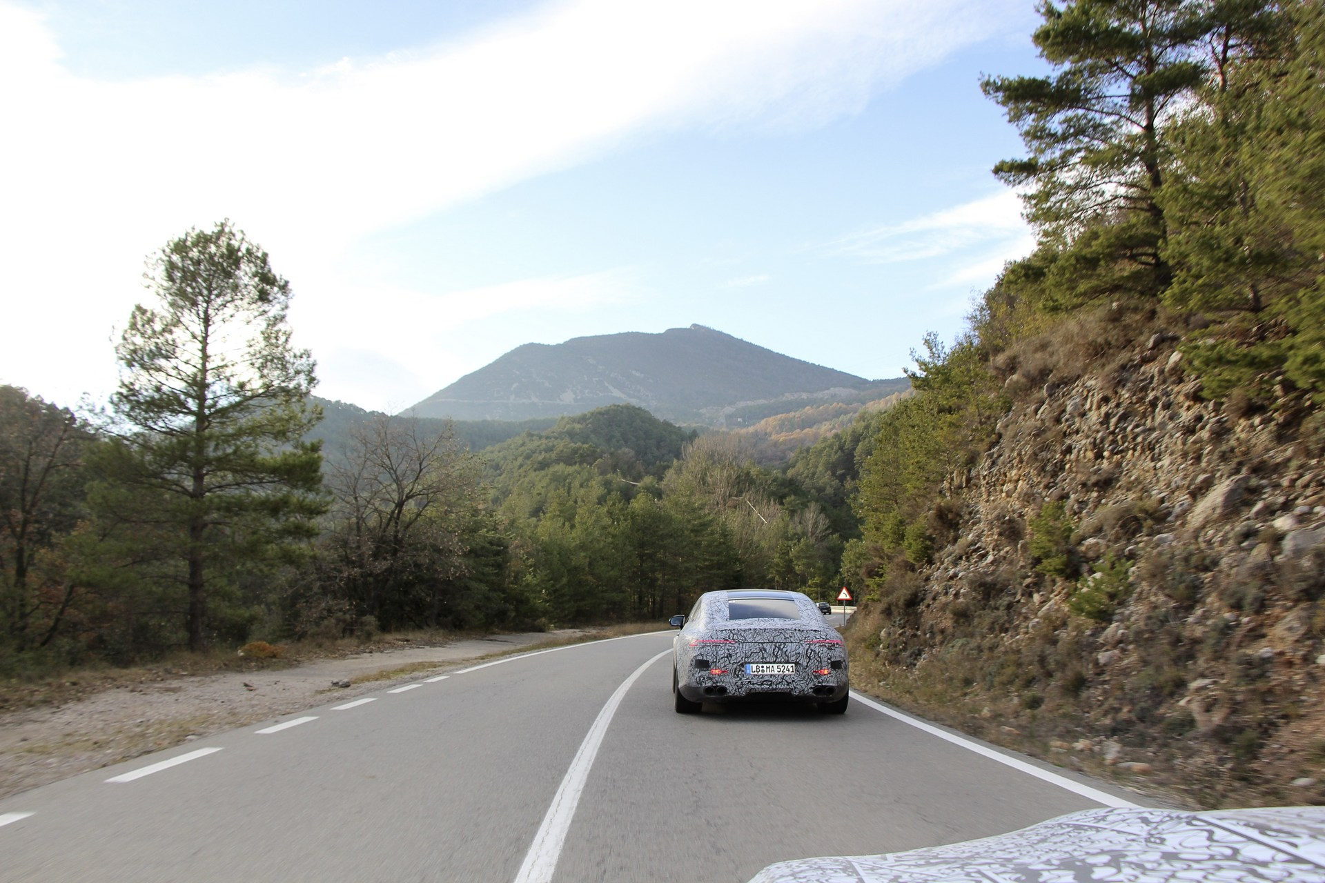 Mercedes-AMG GT4 - Teaser