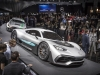 Mercedes-AMG Project One - Salone di Los Angeles 2017