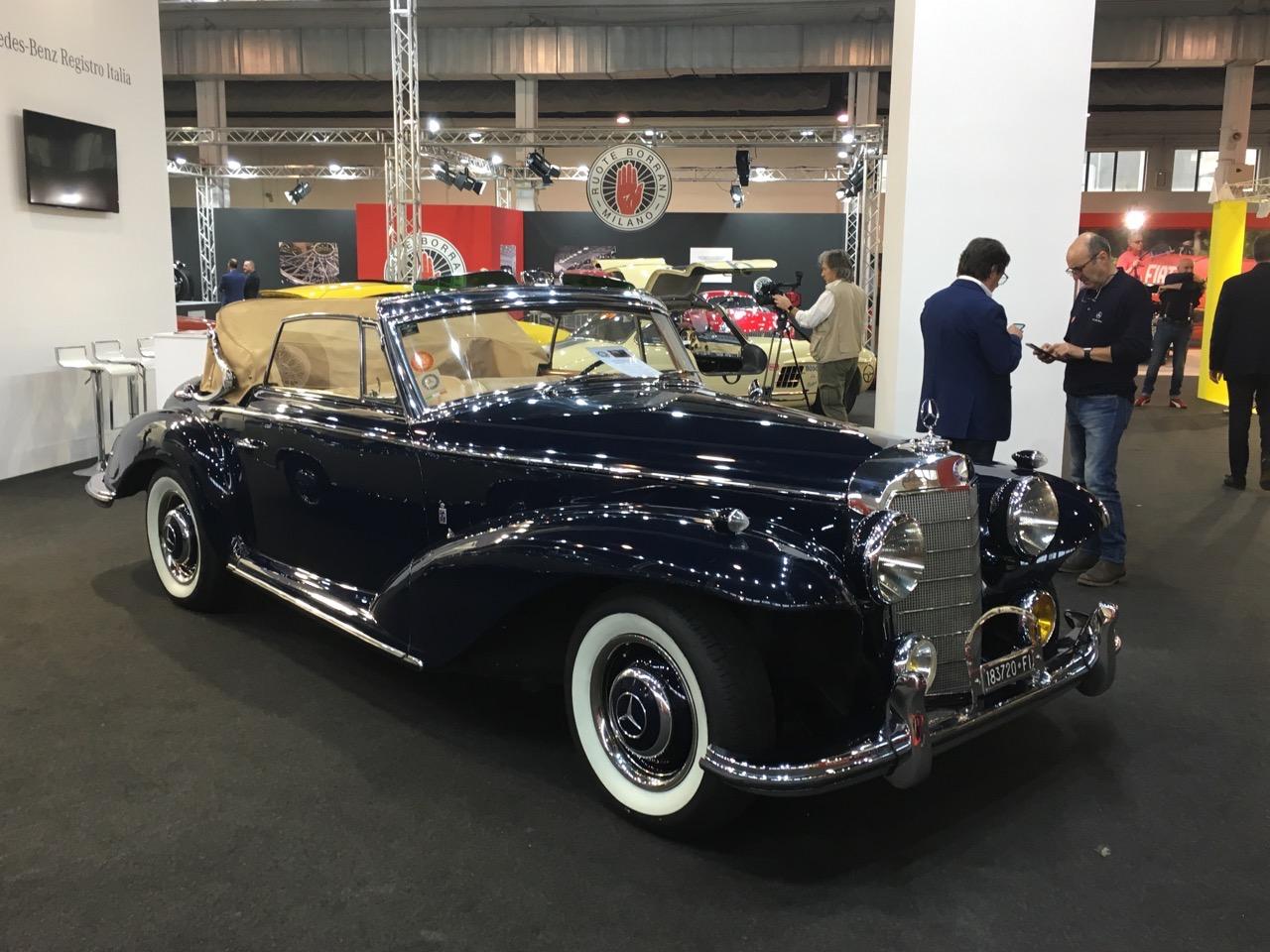 Mercedes - Auto e Moto Epoca Padova 2019