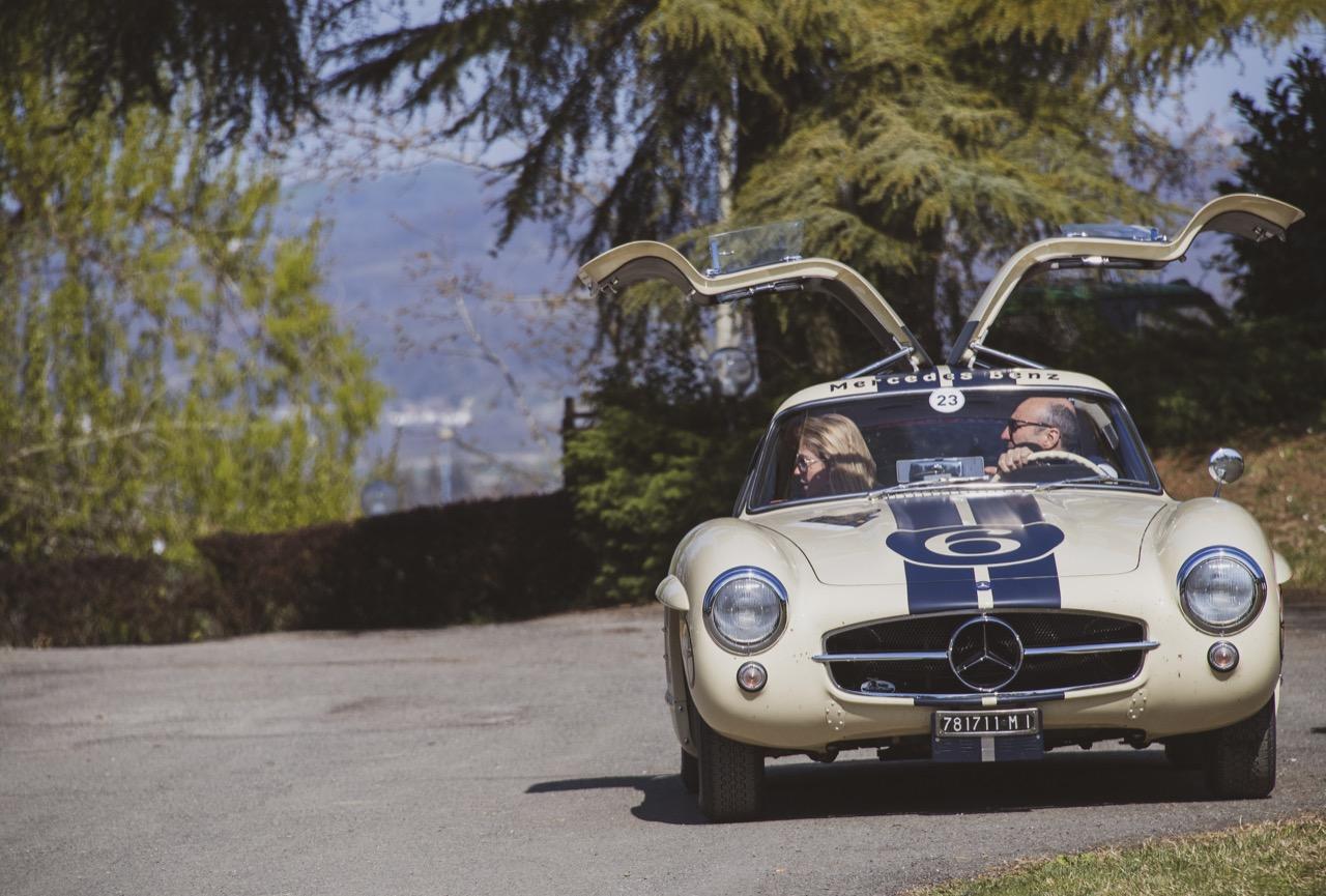 Mercedes-Benz ad Auto e Moto Epoca 2019