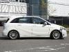 Mercedes-Benz Classe B Facelift - Foto spia