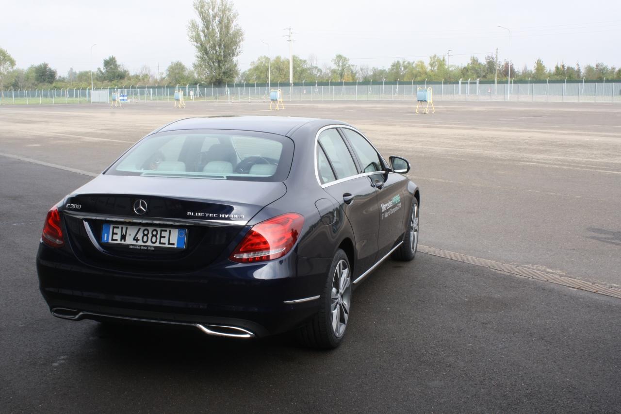 Mercedes Benz Classe C Hybrid Primo Contatto 2014 6 100