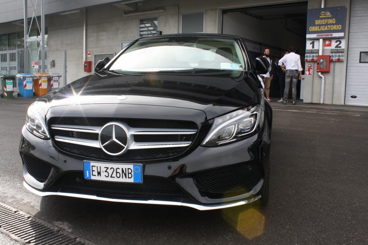 Mercedes Benz Classe C Hybrid Primo Contatto 2014 15 100