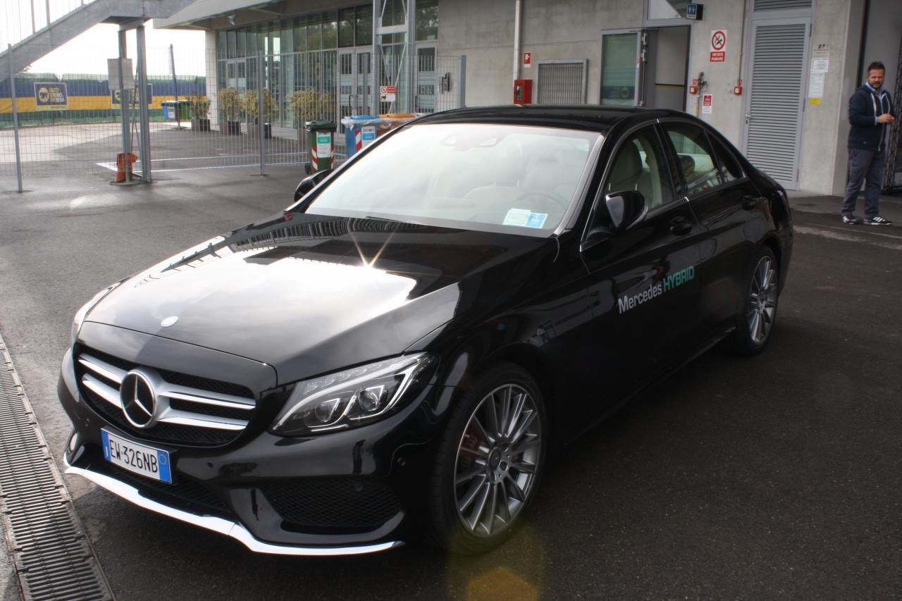 Mercedes Benz Classe C Hybrid Primo Contatto 2014 79 100