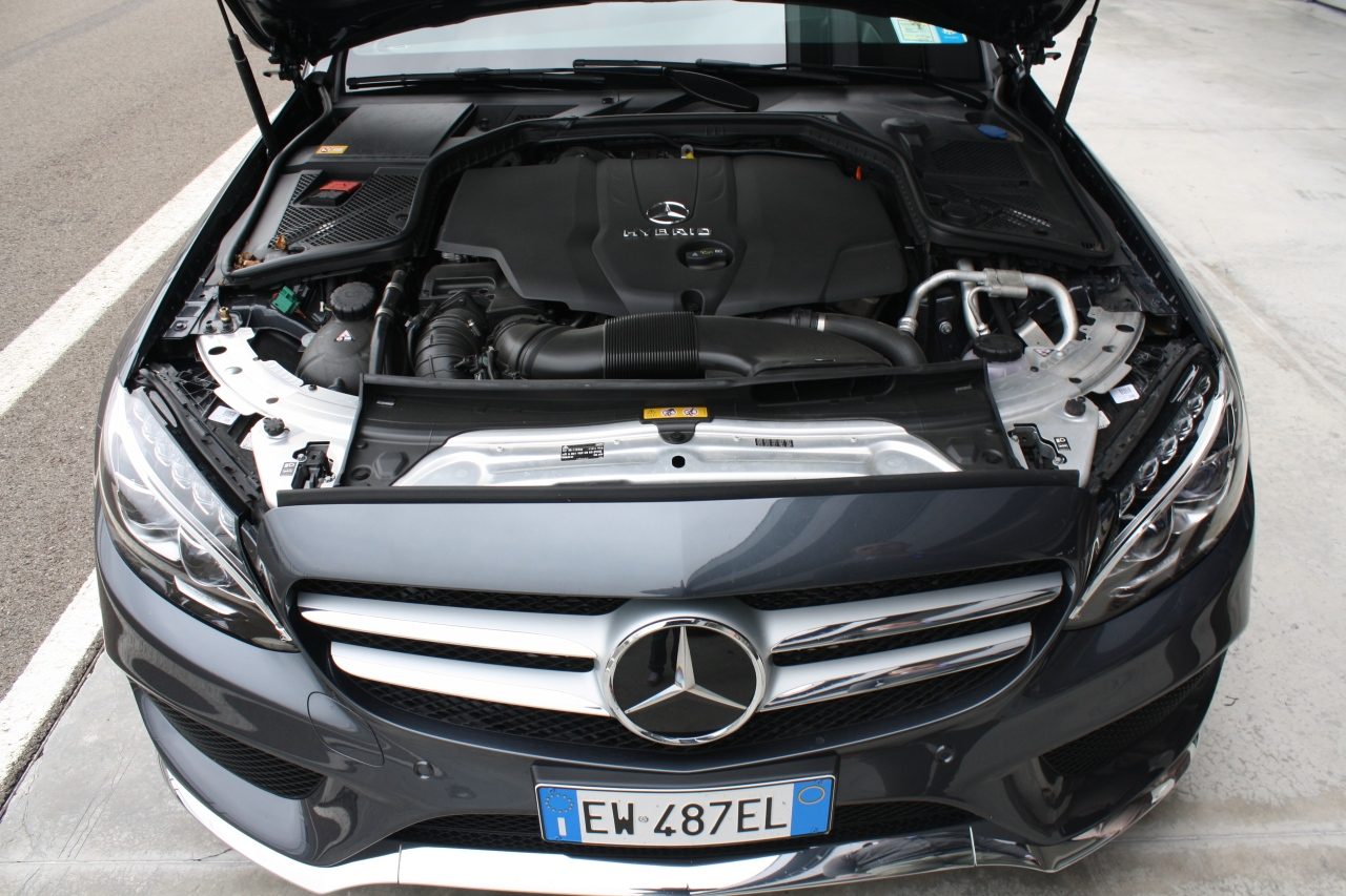 Mercedes Benz Classe C Hybrid Primo Contatto 2014 55 100