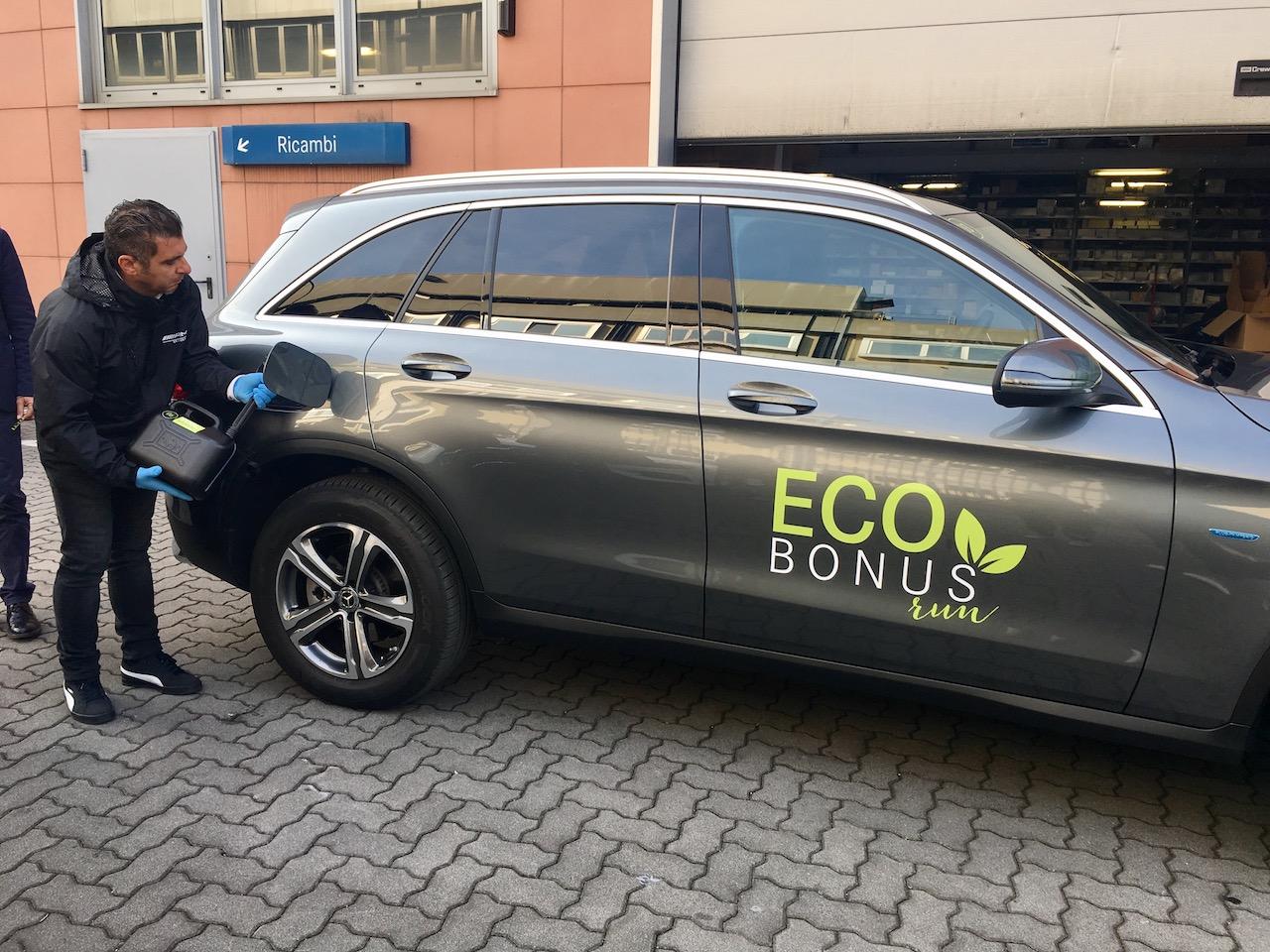 Mercedes Benz ECOBONUS Day
