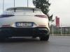 Mercedes-Benz GT Coupé 4 53 - La prova su strada