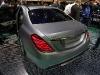 Mercedes Benz S63 AMG - Salone di Francoforte 2013