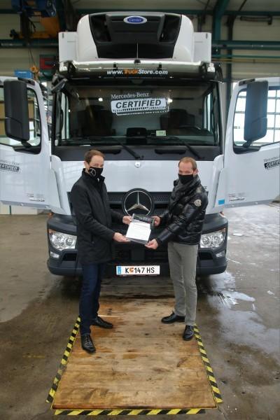 Mercedes-Benz Trucks - Mercedes-Benz Certified
