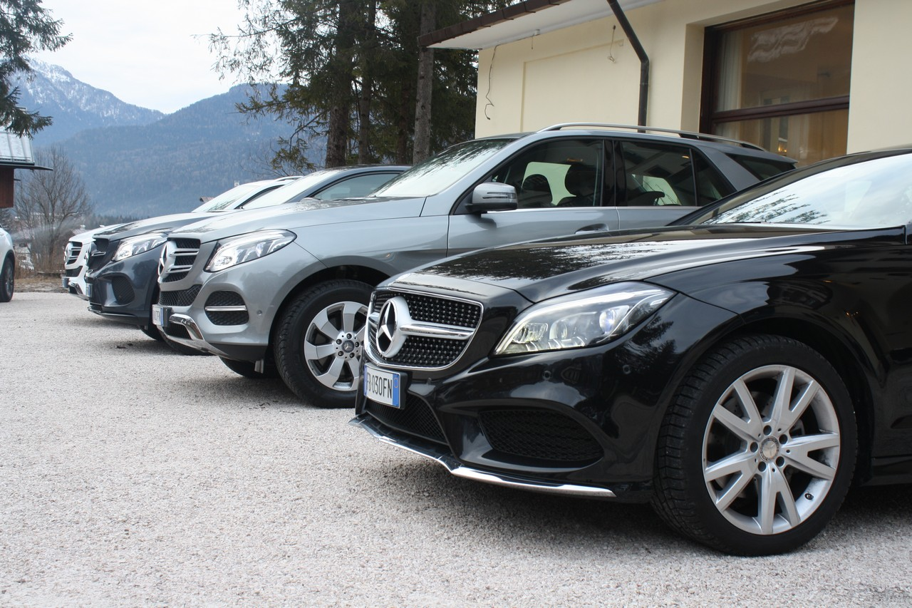 Mercedes-Benz Winter Prestige Collection 4Matic