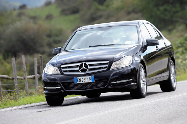 Mercedes C 180 CDI BlueEfficiency, foto