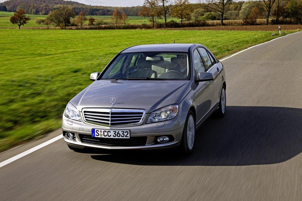 Mercedes C 180 CDI BlueEfficiency, foto