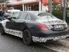 Mercedes C63 AMG 2015 - Foto spia 28-03-2014