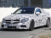 Mercedes C63 AMG Coupe 2016 - Foto spia 22-04-2015