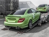 Mercedes C63 AMG Coupe Legacy Edition